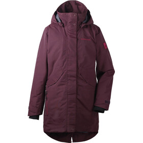 Didriksons 1913 Tanja Parka Women Wine Red